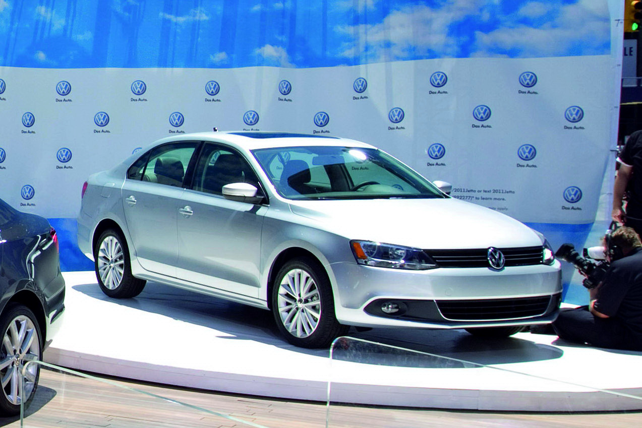 Gallery from 2011 VW Jetta Presentation with Katy