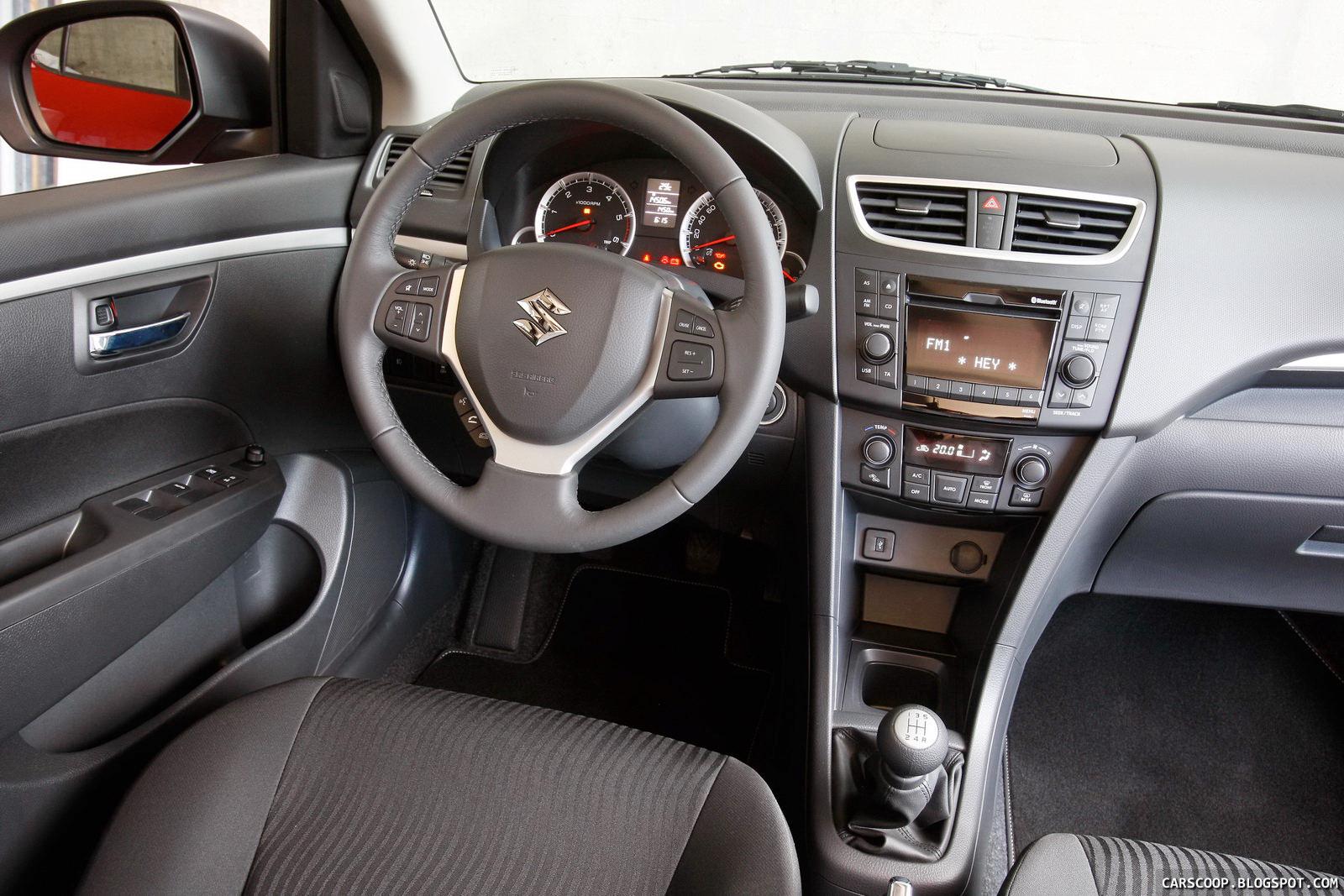 2015 Maruti Suzuki SX4 Spy Shots