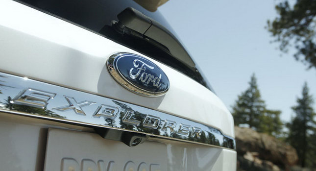 2011 Ford Explorer 0 2011 Ford Explorer SUV Lame Teaser Pictures Round 5
