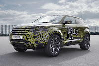 2012 Range Rover Evoque Prototypes 23 Land Rover raps Evoque Prototypes in Funky Camouflage and Hits the StreetsWraps Evoque Prototypes in Funky Camouflage and Hits the Streets