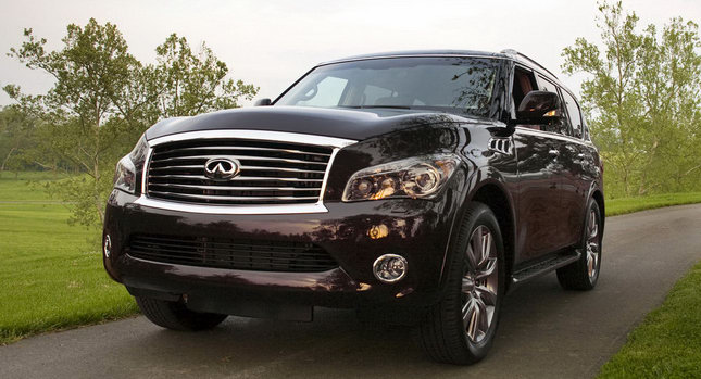 2011 Infiniti QX 00 Infiniti Announces 2011MY Lineup New Models and Upgrades
