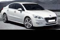 2011 Peugeot 508 6 New Peugeot 508 Sedan and SW First Official Photos