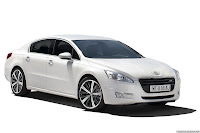 2011 Peugeot 508 12 New Peugeot 508 Officially Unveiled gets HYbrid4 Variant with 200HP and AWD