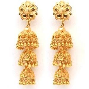 win min gold earrings designs indian gold earrings images fancy