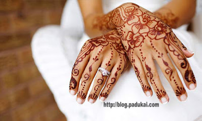 Simple Hand Arabic Mehandi Designs