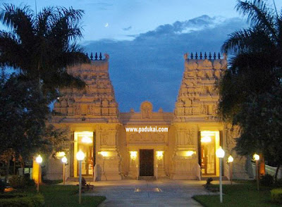 Shiva Vishnu Temple of South Florida Inc, FL, U.S.