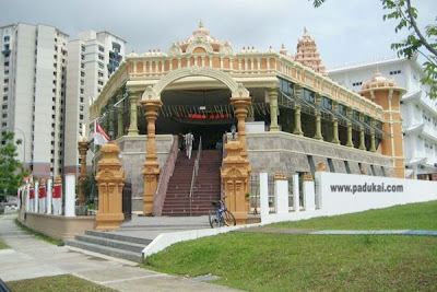 Velmurugan Gnana Munesswarar Temple, Rivervale Crescent Senkang, Singapore