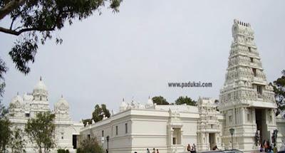 Sri Venkateswara Swami Temple, Helensburgh, Sydney, Australia