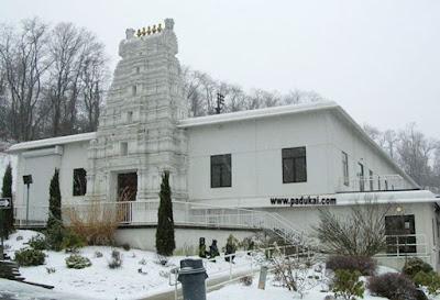 Sri Venkateswara Swami Temple, Pittsburgh, U.S