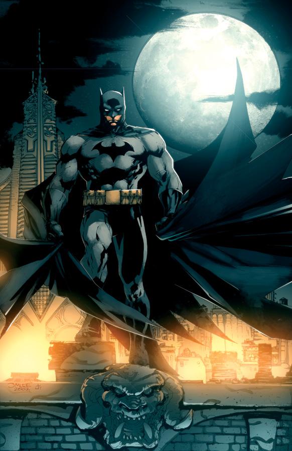 Batman y Todos Sus Enemigos [Mi Aporte]