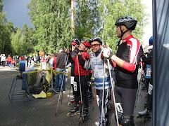 Kuopiomaraton 2007
