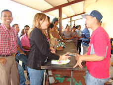 Comunidad unellista se beneficia con programas de alimentación