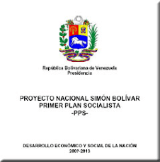 PROYECTO NACIONAL SIMON BOLIVAR
