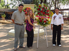 SUCTRABO particip en Ofrenda Floral