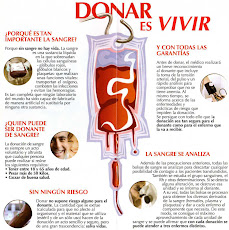 JORNADA VOLUNTARIA DE DONACION DE SANGRE