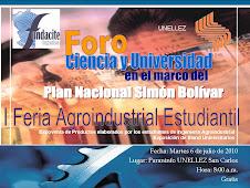 Feria Agroindustrial Estudiantil