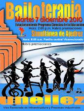 BAILOTERAPIA Y SIMULTANEA DE AJEDREZ