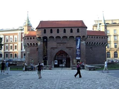 Barbican of Krakow