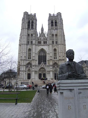 Cathedral of St. Michael and Gudula