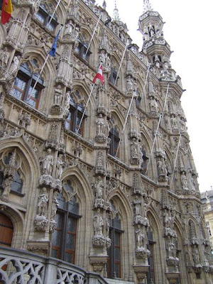 Town Hall of Leuven