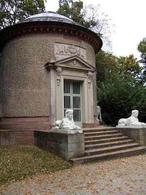building in Schwetzingen