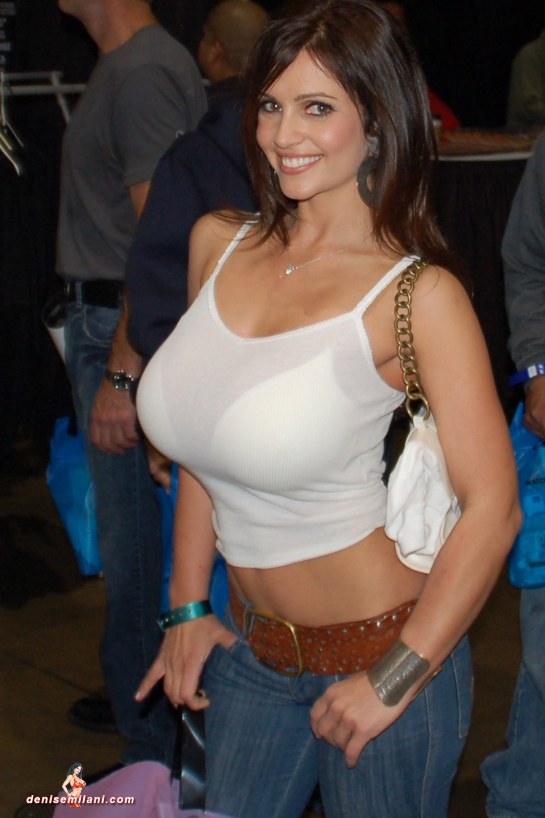 Adultcon 2012 http://www.topimages4u.com/2012/02/denis-milani-sexiest-boobs.html
