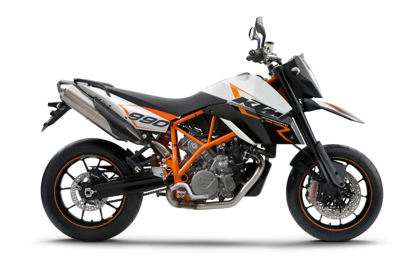 top motorcycle 2009 ktm 990 supermoto r