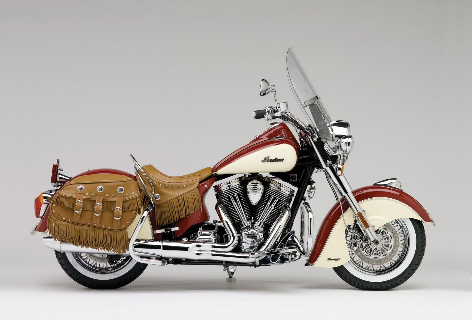 Indian Chief Motorcycle: Top Motorcycle: 2009 Indian Chief Vintage