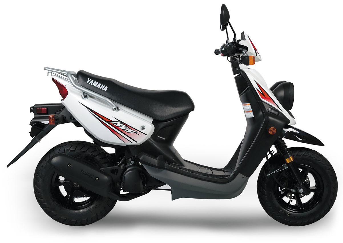 Top Motorcycle 2010 Yamaha Bws Zuma 50