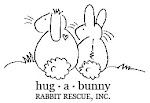 Hug-a-Bunny Rabbit Rescue's Website