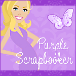 Purple Scrapbooker