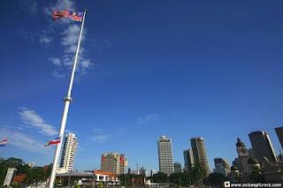 tiang bendera, tiang bendera tertinggi, tiang tertinggi, tiang tinggi, tiang bendera paling tinggi
