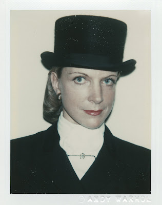 Mme. Charles De Pauw by Andy Warhol
