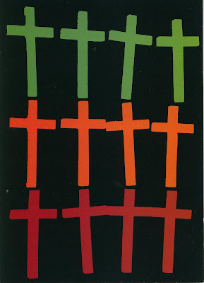 crosses warhol