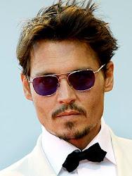 3.Johnny Depp