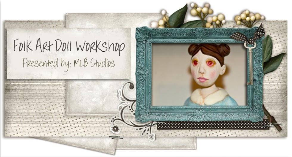 Folk Art Doll Workshop