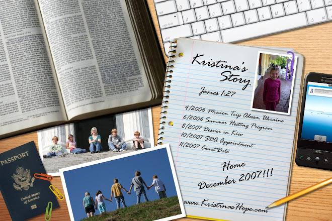 Kristina's Story