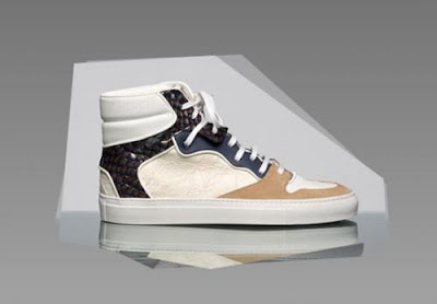 Balenciaga Men Sneakers 2010