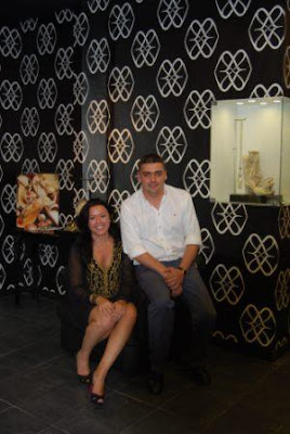 Pablo González y Carmen Quintero