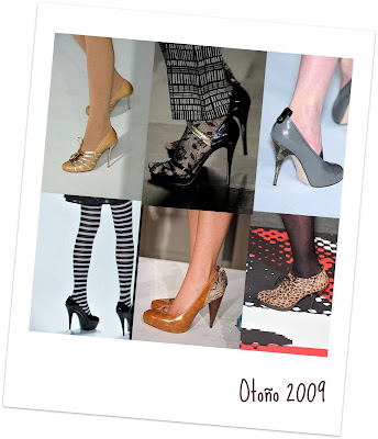 Zapatos Otoño 2009
