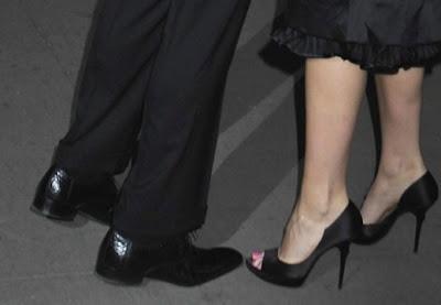 Valentino y Gwyneth Paltrow