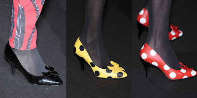 Jeremy Scott Fall 09