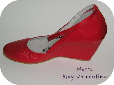 Marta, Un céntimo