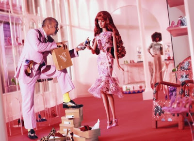 Louboutin & Barbie
