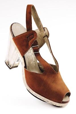 Zapato de 1940
