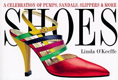 Shoes, by Linda O'Keeffe