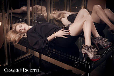 Cesare Paciotti F/W 10.11 by Mariano Vivanco