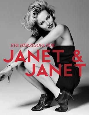 Janet & Janet F/W 10.11: Eva Herzigova