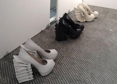 zapato acordeón