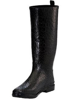 Muck croc Wellington boots en www.elblogdepatricia.com